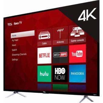 TCL 43S405 43-Inch Roku Smart 4K TV