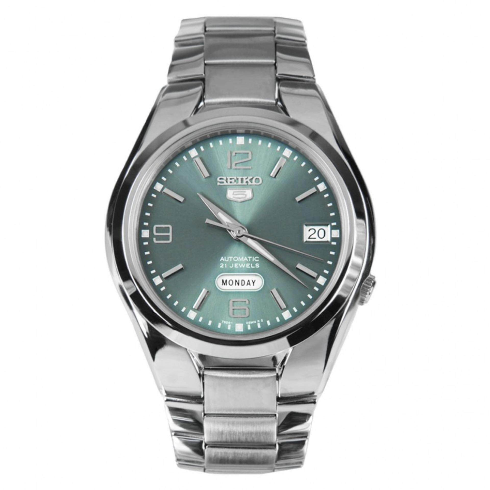ซื้อ Seiko 5 นาฬิกาผู้ชาย Automatic 21 Jewels Snk621K1 ใน ไทย