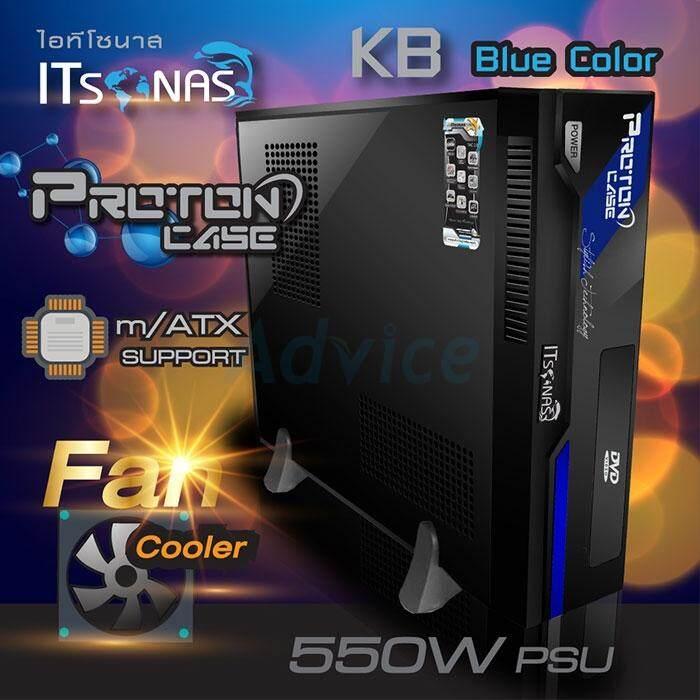 Matx Case Itsonas Proton (black-Blue) By Mtc Shop.