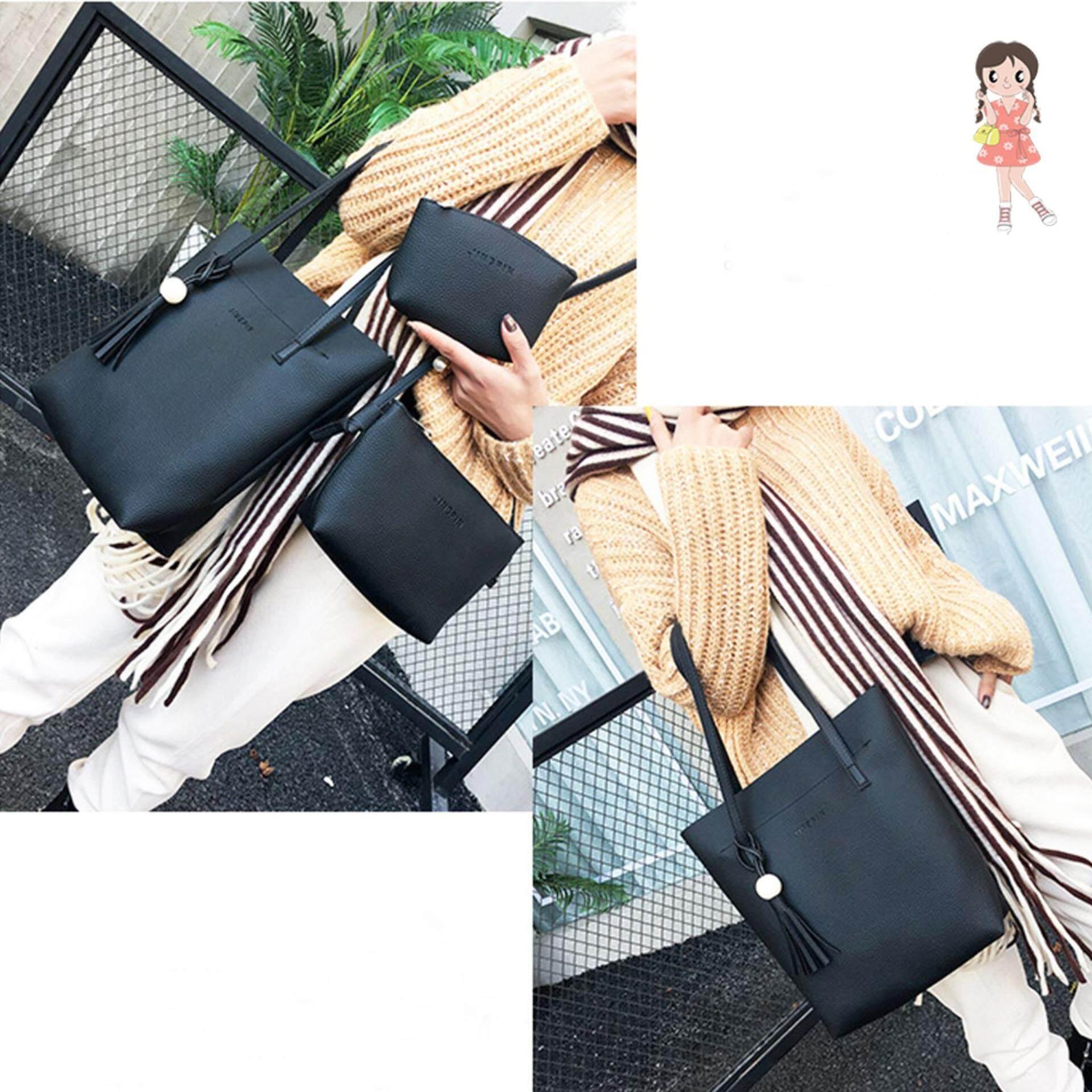 Ava กระเป๋าผู้หญิง กระเป๋าถือสะพาย รุ่น Bs006 มี 2 สี คือ สีน้ำตาล และ สีดำ.