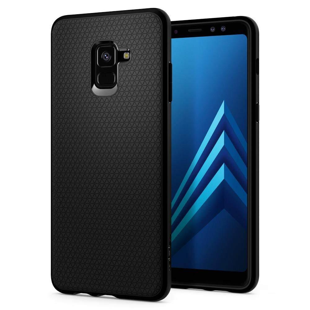 ขาย Spigen เคส Samsung Galaxy A8 2018 Case Liquid Air Matte Black ผู้ค้าส่ง