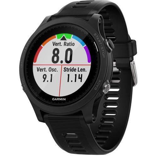 การใช้งาน  พิษณุโลก Garmin Forerunner 935 Sport Watch - [Black]