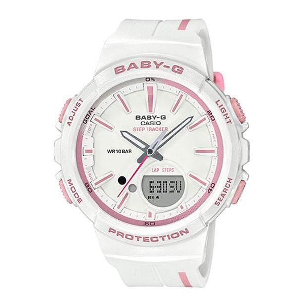 ยี่ห้อนี้ดีไหม  นครราชสีมา นาฬิกา CASIO Baby-G BGS-100RT-7ADR new model (ประกัน CMG)