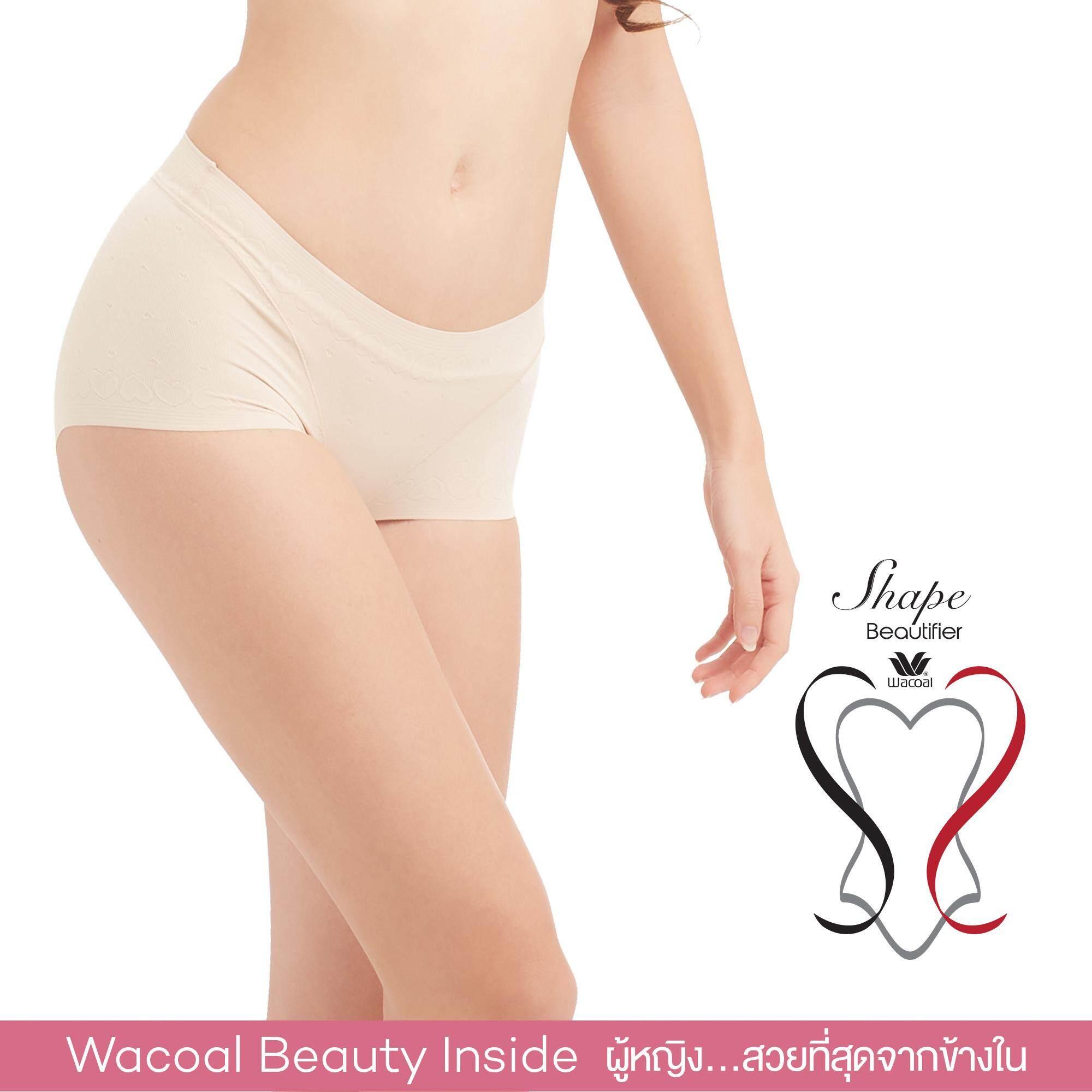 Wacoal Shape Beautifier Hips กางเกงยกสะโพก - WY1119
