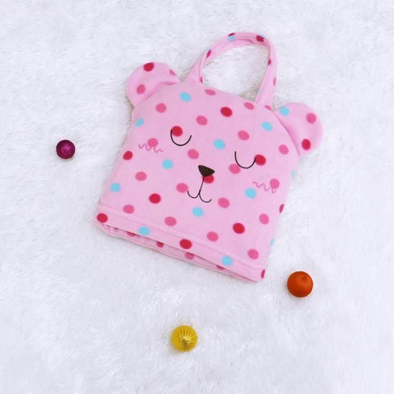 ลดสุดๆ ส่งฟรี Kerry หมอนผ้าห่ม หูหิ้ว ปักหมี เป็นฮู้ดได้ สำหรับเด็ก by josoco