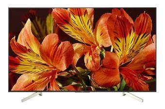 SONY 4K Ultra HD Android TV รุ่น KD-65X8500F ขนาด 65 นิ้ว - สีดำ