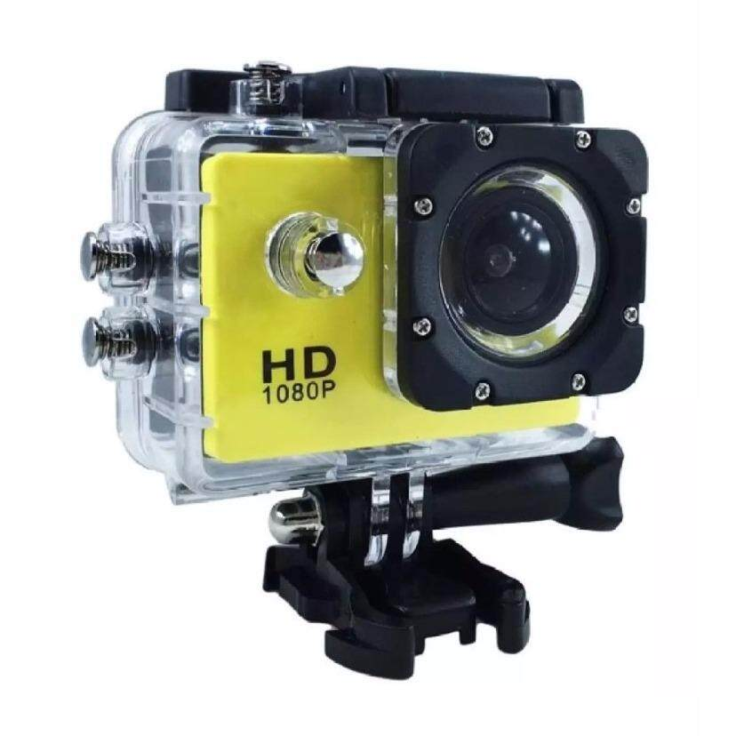 "Bluetooth Sport Action Camera 2.0"" LCD Full HD 1080P No WiFi"