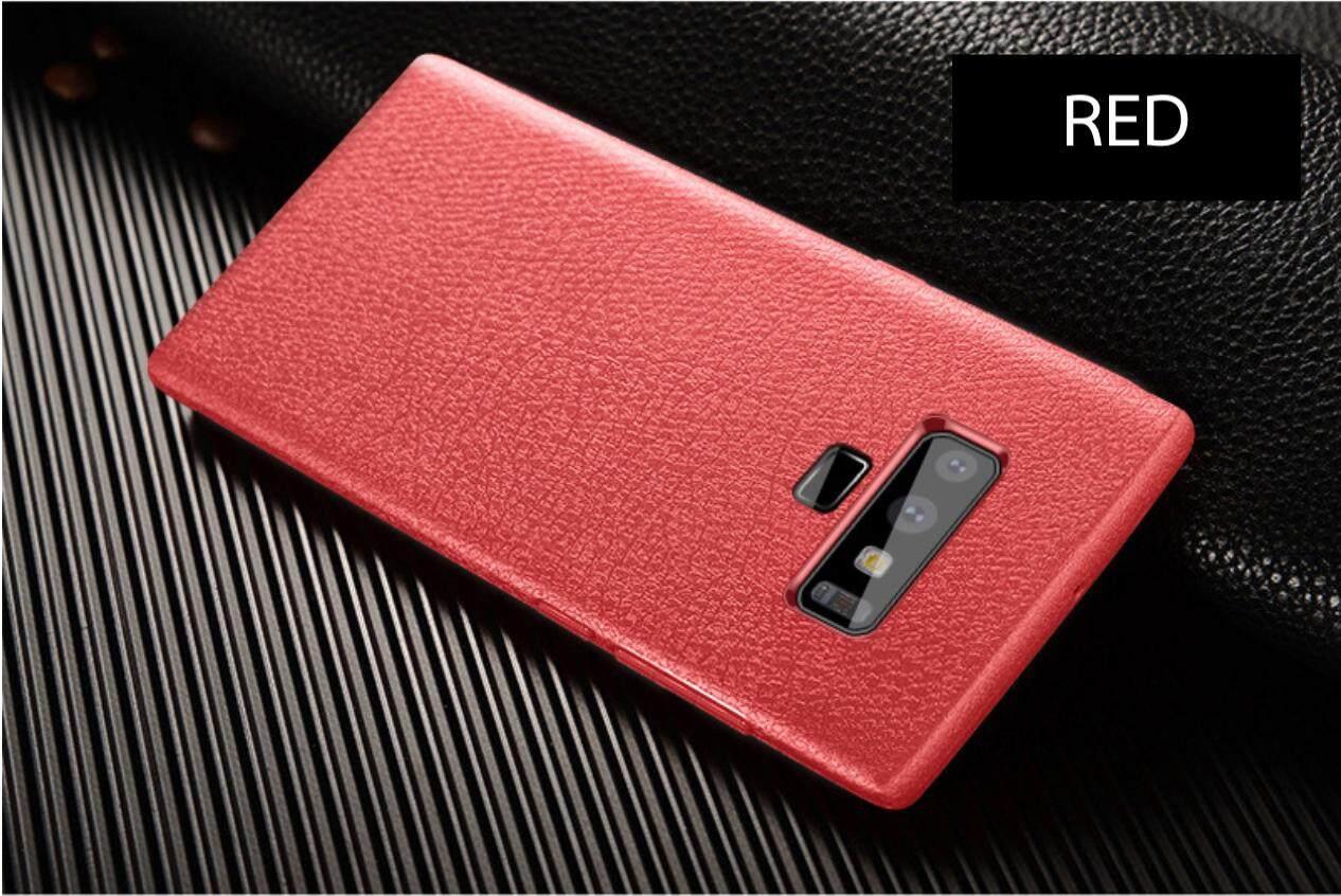 ลดสุดๆ Note9 พร้อมส่งจากไทย ส่งฟรี kerry เคส ซิลิโคนลายหนัง หรูหรา สวยงาม ของ Samsung Galaxy Note 9 ถูกที่สุด ซัมซุงโน้ต 9 ซัมซุง