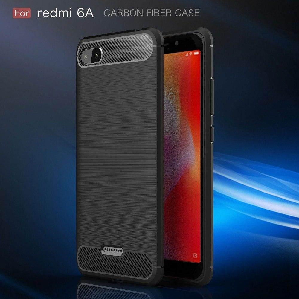 เคส Xiaomi Redmi 6A Soft TPU