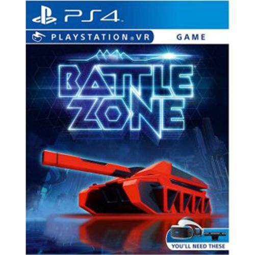 PS4 BATTLEZONE (ENGLISH & CHINESE SUBS) (ASIA)