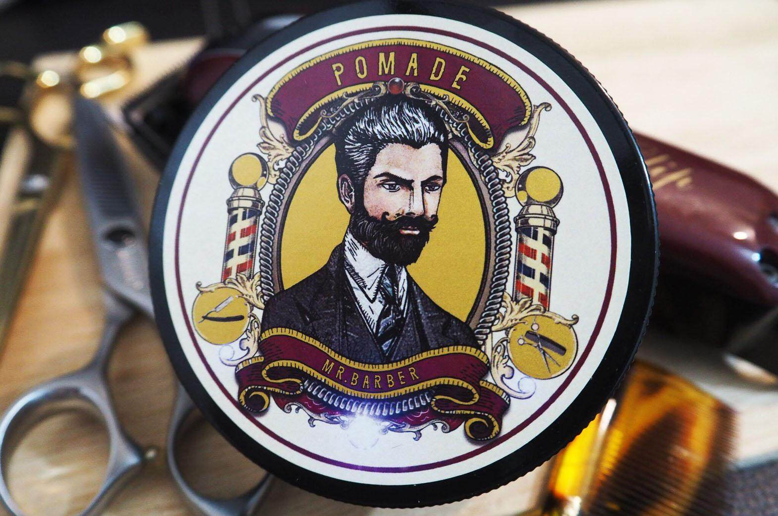 Mr.barber Pomade.