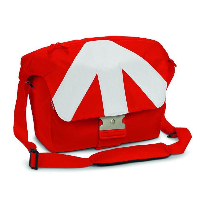 Manfrotto Unica III Messenger Red Stile (Limited Edition)
