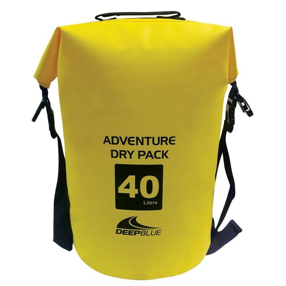 ขาย Deep Blue Adventure Dry Pack กระเป๋ากันน้ำ 40L