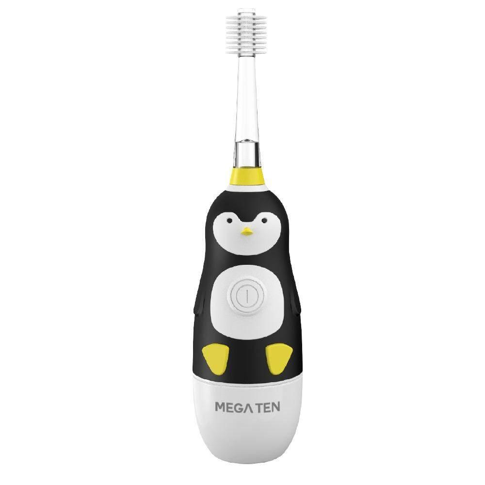 แปรงสีฟันไฟฟ้าเพื่อรอยยิ้มขาวสดใส สุราษฎร์ธานี แปรงสีฟันไฟฟ้าสำหรับเด็ก Lux360 รุ่น Mega10  แปรงสีฟันไฟฟ้า   แปรงสีฟัน  แปรงสีฟันเด็ก   หัวแปรง Made in Japan