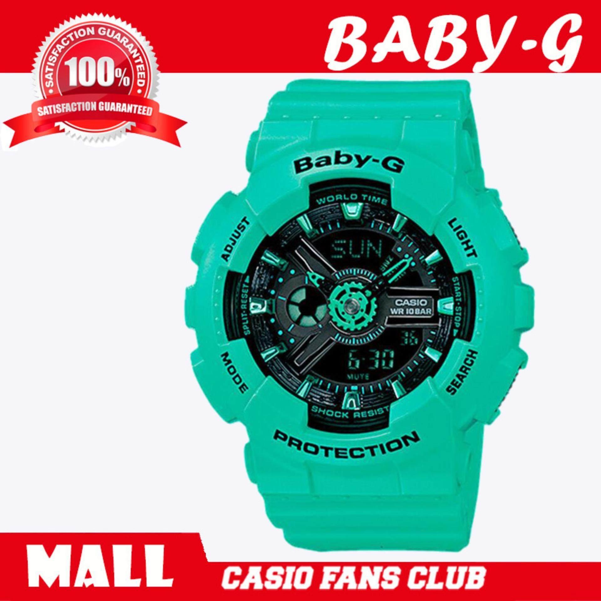 Casio Baby G I Lazada Th Ba 112 1a Hitam 111 3a