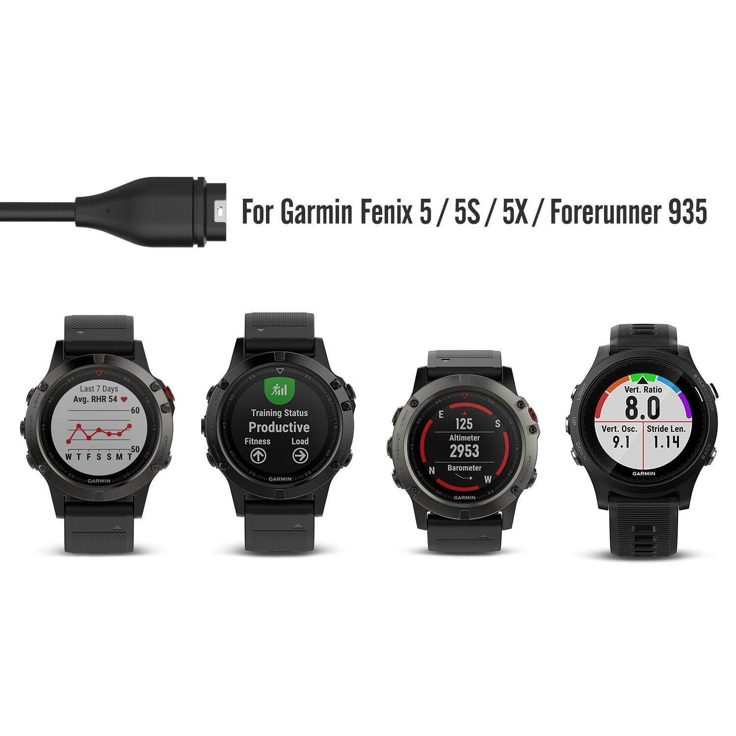 สายชาร์จ  Charger for Garmin Fenix 5 / 5S / 5X / Forerunner 935
