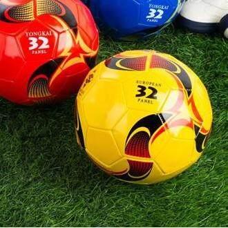 ยี่ห้อนี้ดีไหม  หนองคาย *ส่งฟรี* ลูกฟุตบอล เบอร์ 5 ผลิตจากหนัง PVC *ส่งฟรี* PVC Soccer Ball 32 Panel Football Size 5 * FREE SHIPPING *