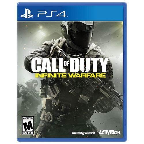 PS4 Call of Duty Infinite Warfare ( english zone1 ) Require Internet / ต้องการ internet