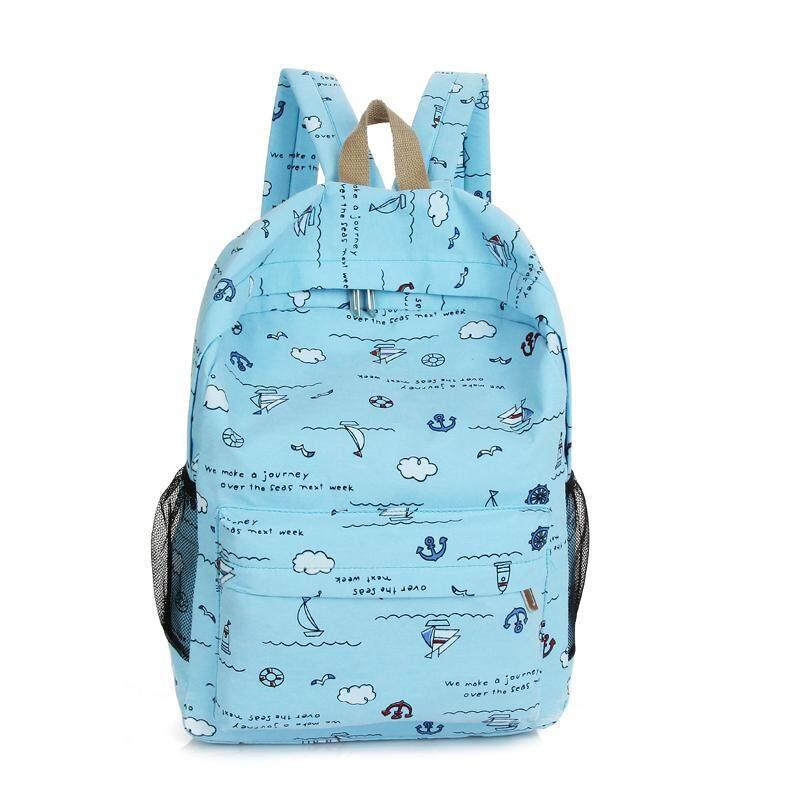 กระเป๋าเป้ กระเป๋าสะพาย แฟชั่น รุ่งgbstสูง42*ยาว29*กว้าง10cm By Good Advance.
