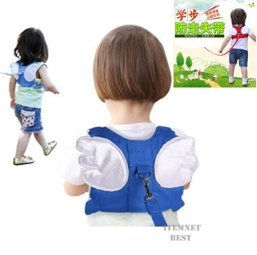 CHILD ANIT LOST STRAP สายจูงเด็ก เป้จูงเด็ก  ปีกนางฟ้า กันพลัดหลง  สำหรับเด็กเล็ก ปรับสายได้