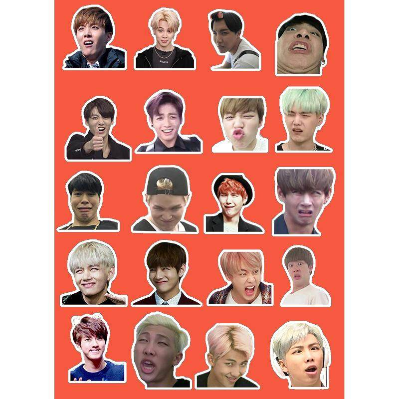 KPOP BTS Bangtan Boys JHOPE JIMIN JIN JUNGKOOK RM SUGA V Album LOMO Photo Card Hip. Source ... Self Made Paper Card HD Photocard ... Source · 7pcs K .