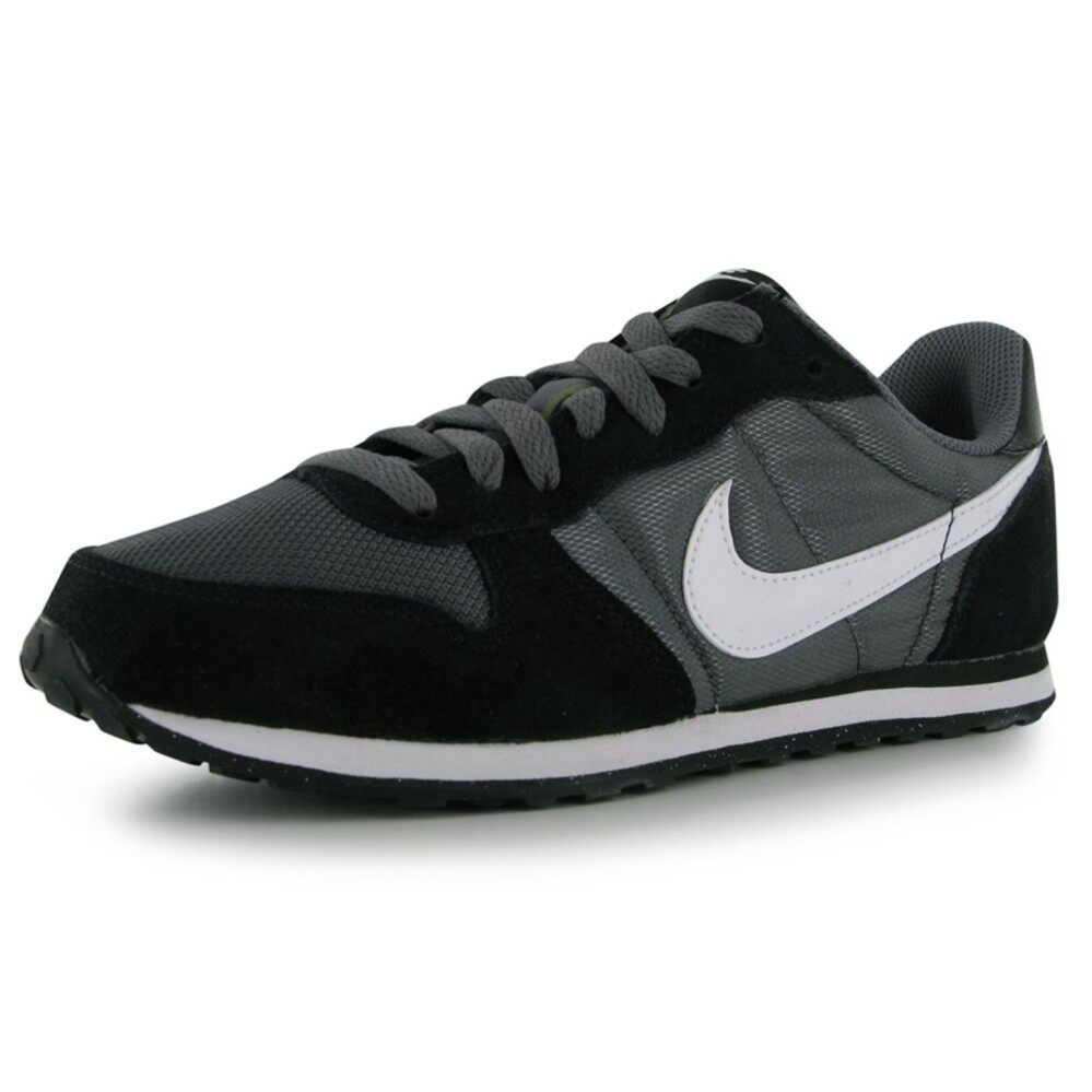 ขาย Nike รองเท้าแฟชั่นผู้หญิง Women S Nike Genicco 644451 012 Black White Cool Grey Nike ผู้ค้าส่ง