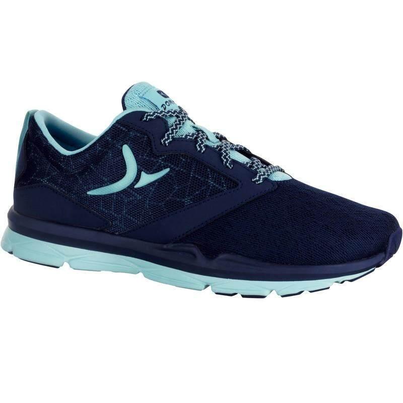 รองเท้าฟิตเนสผู้หญิงสำหรับการออกกำลังกายแบบคาร์ดิโอรุ่น Energy 500 (สีฟ้า) By Nongmai Shopping.