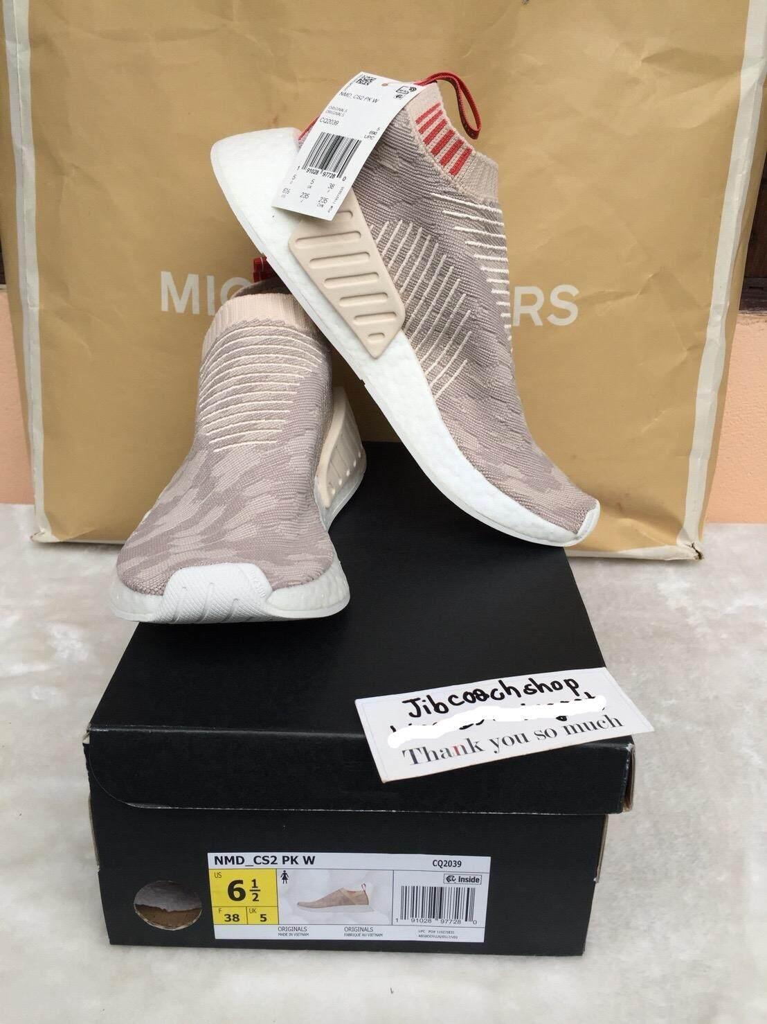 ยี่ห้อไหนดี  นครศรีธรรมราช Adidas CQ2039 WOMEN S ORIGINALS NMD_CS2 PRIMEKNIT SHOES