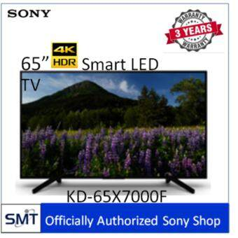 Sony 65 4K Smart LED TV KD-65X7000F