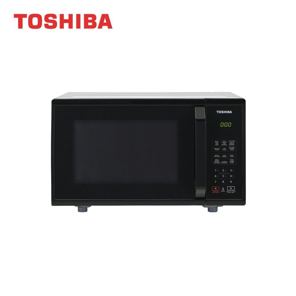 Toshiba ไมโครเวฟ ความจุ 23 ลิตร รุ่น Er Ss23 K Th เป็นต้นฉบับ