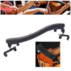 Violin Shoulder Rest Pad Rubber Plastic 2/4 3/4 4/4 Musical