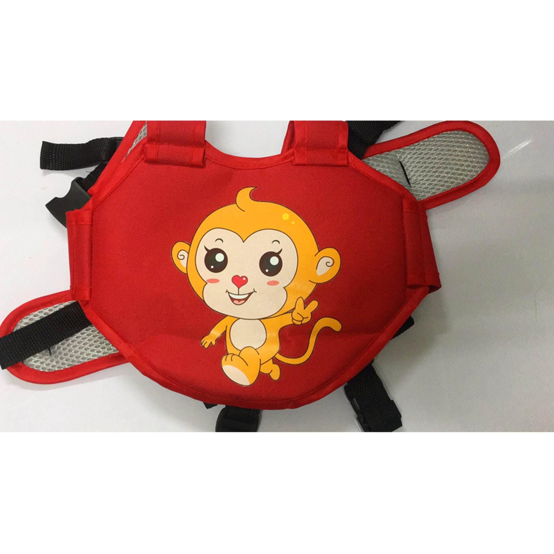 Baby Life สายรัดนิรภัยกันเด็กตกรถมอเตอร์ไซต์ สำหรับเด็กอายุ 3 - 10 ปี แบบกระเป๋าเป้สะพายหลัง สำหรับขับขี่มอเตอร์ไซต์ By Baby Life.