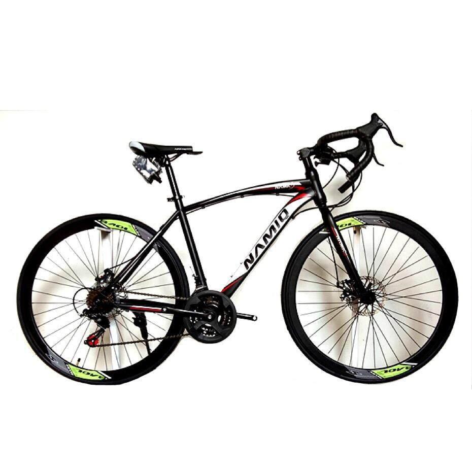ขาย Expert Group จักรยาน เสือหมอบ Namiq ล้อ 700C 21 Speeds เฟรมเหล็ก Hi Ten ล้อหน้าปลดได้ ใน ไทย