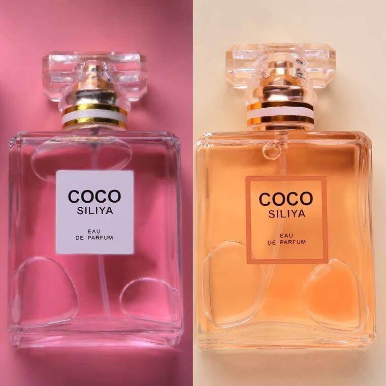 ซื้อ1แถม1 ถูกสุดในเว็ป Siliya Coco Mademoiselle (50mlx50ml) By Kare.