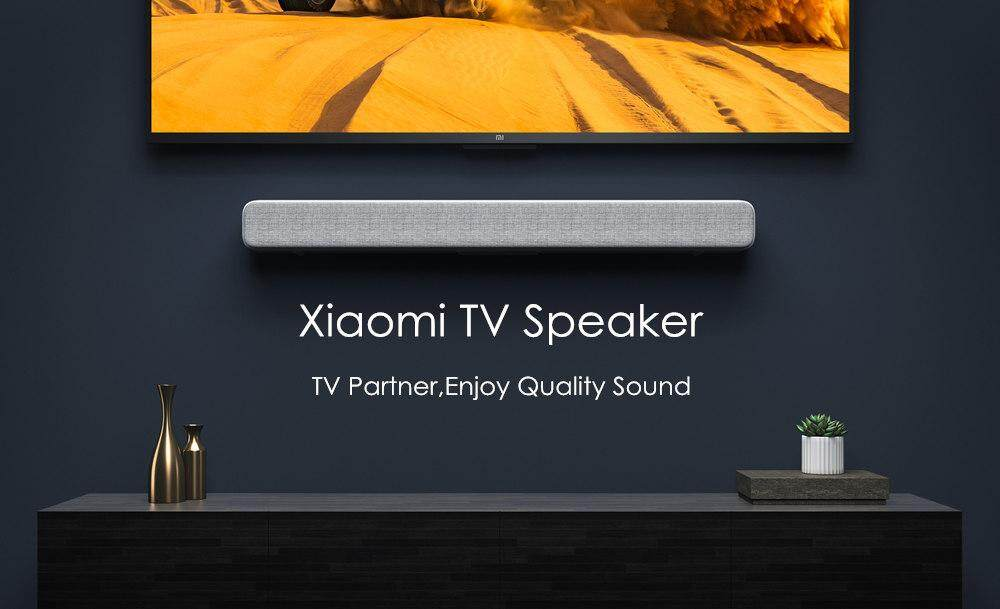 ยี่ห้อไหนดี  ระยอง เสี่ยวมี่ Xiaomi ของแท้ลำโพงบลูทูธทรงยาว เสียงใส เสียงเพราะมากจาก เสี่ยวมี่ Xiaomi TV Audio Home Theater Soundbar Speaker Wireless Sound Bar Mi SPDIF Optical Aux Line Support Sony Samsung LG TV ลำโพงบลูทูธ