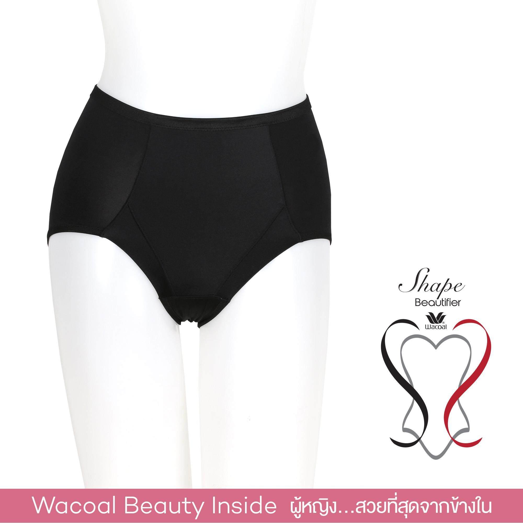 Wacoal Shape Beautifier Pants กางเกงเก็บกระชับ - WY9102