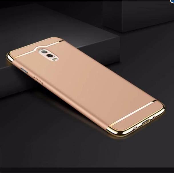 ขาย ซื้อ Case Samsung J7 Plus เคสซัมซุง เจ7 พลัส เคสกันกระแทก เคสประกบหัวท้าย แบบไม่หนา สีเมทัลลิค เคสหัว ท้าย ประกบ 3 ชิ้น กรุงเทพมหานคร