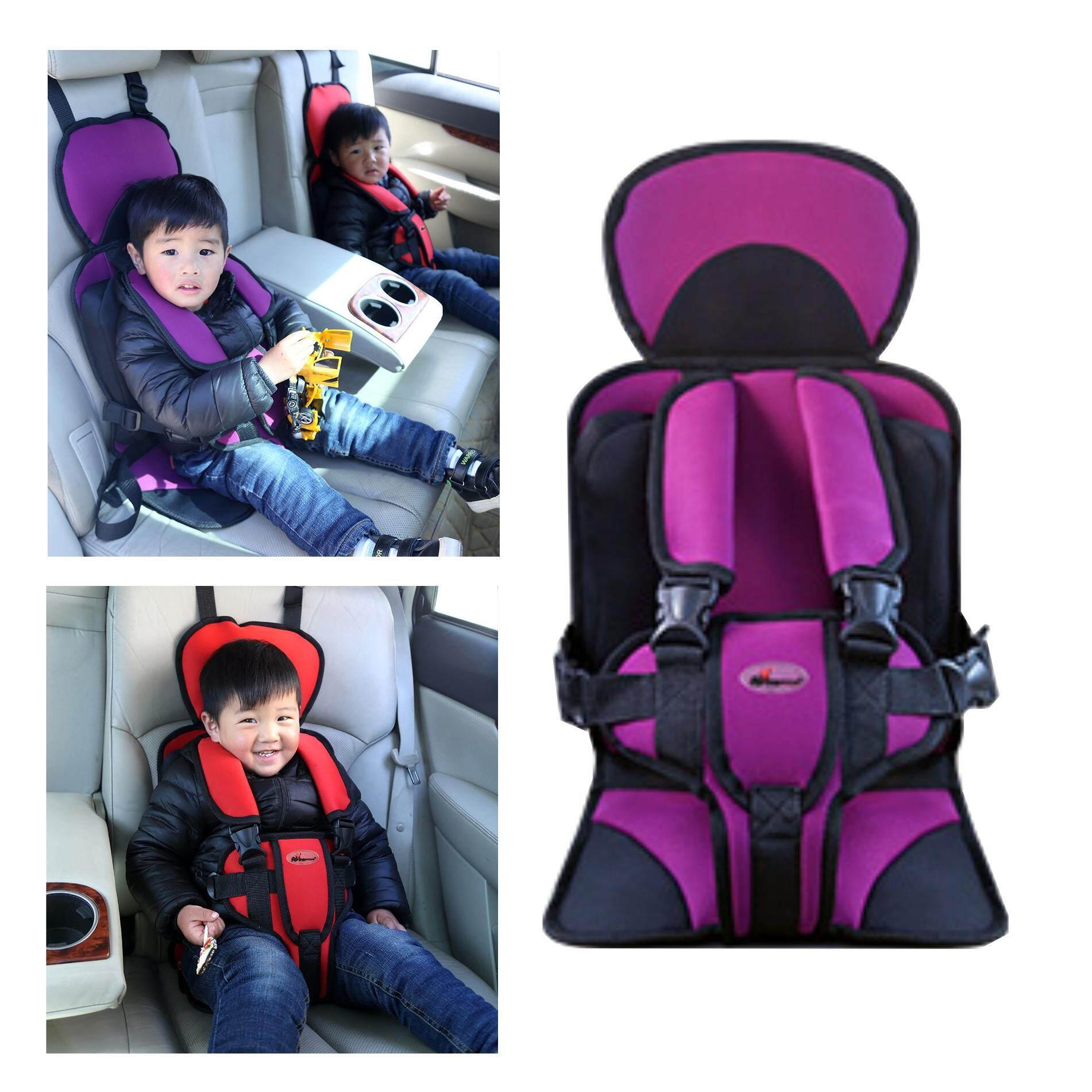Baby Car Seat ที่นั่งสำหรับเด็กในรถยนต์ เบาะนั่งนิรภัยในรถยนต์ รุ่น Ns-119.