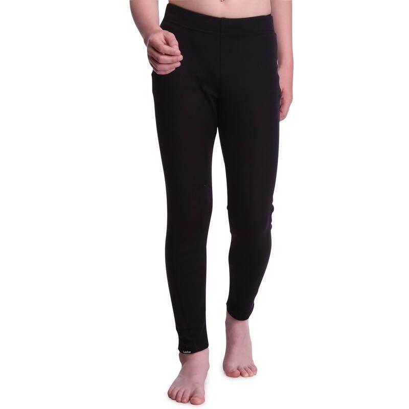 กางเกงลองจอห์น กางเกงลองจอน กางเกงตัวในกันหนาวสำหรับเด็ก รุ่น SIMPLE WARM