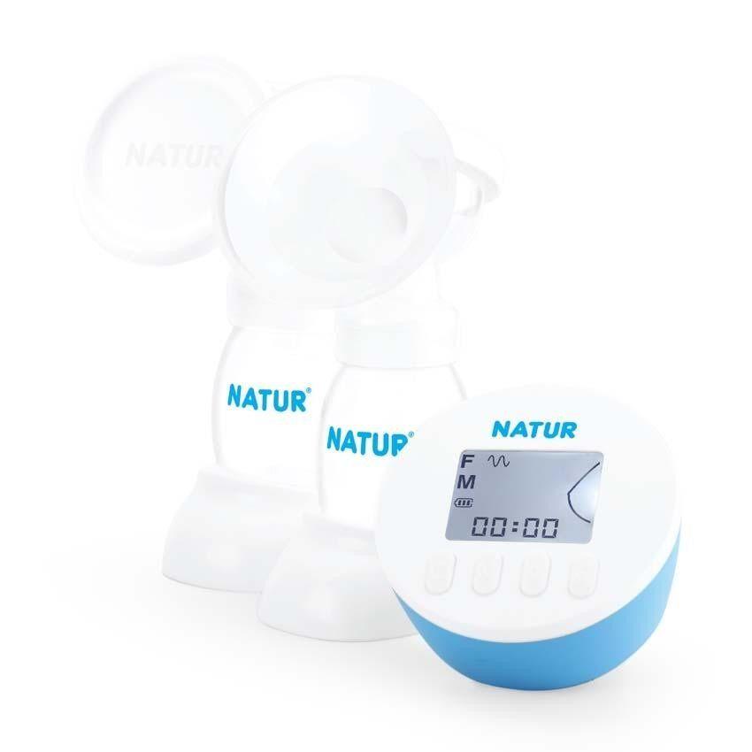 ราคา Natur เครื่องปั๊มนมไฟฟ้าคู่ รุ่น D 3 เป็นต้นฉบับ