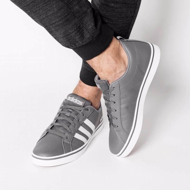 ราคา Adidas รองเท้า ผ้าใบ ลำลอง แฟชั่น อาดิดาส Pace Ultimate Grey รุ่นเทาคลาสสิค ออนไลน์ กรุงเทพมหานคร