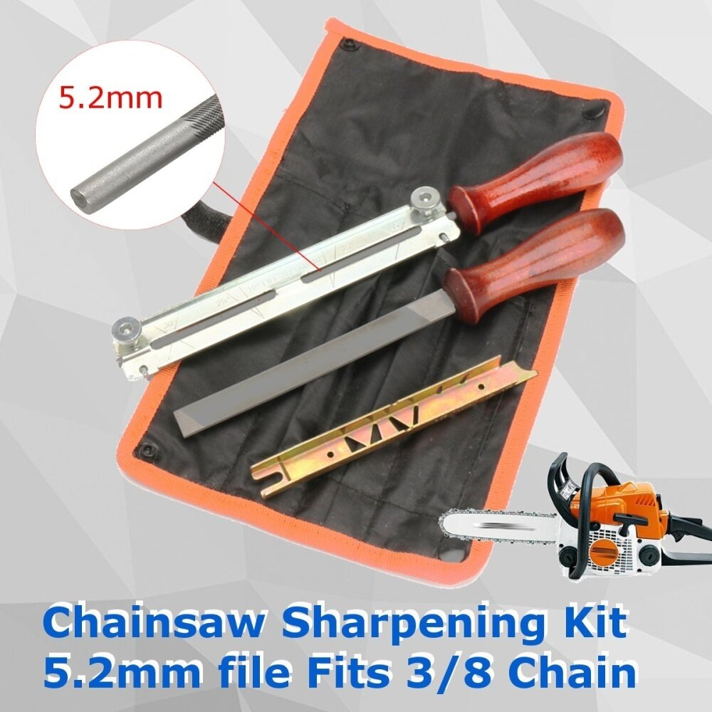 File And Guide HAnd Sharpener 3 Sizes To Choose From Fits STIHL Chainsaw