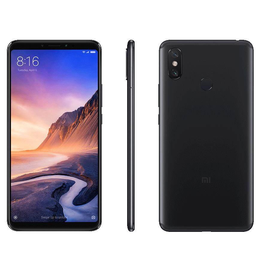 ยี่ห้อไหนดี  ภูเก็ต Xiaomi Mi Max3 (Rom64/Ram4) ประกันศูนย์ไทย