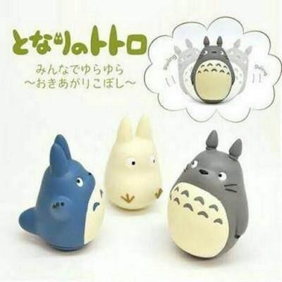 ลดสุดๆ ส่งฟรี kerry!!! ขาย ตุ๊กตาล้มลุก ที่ทับกระดาษ Totoro โตโตโร่