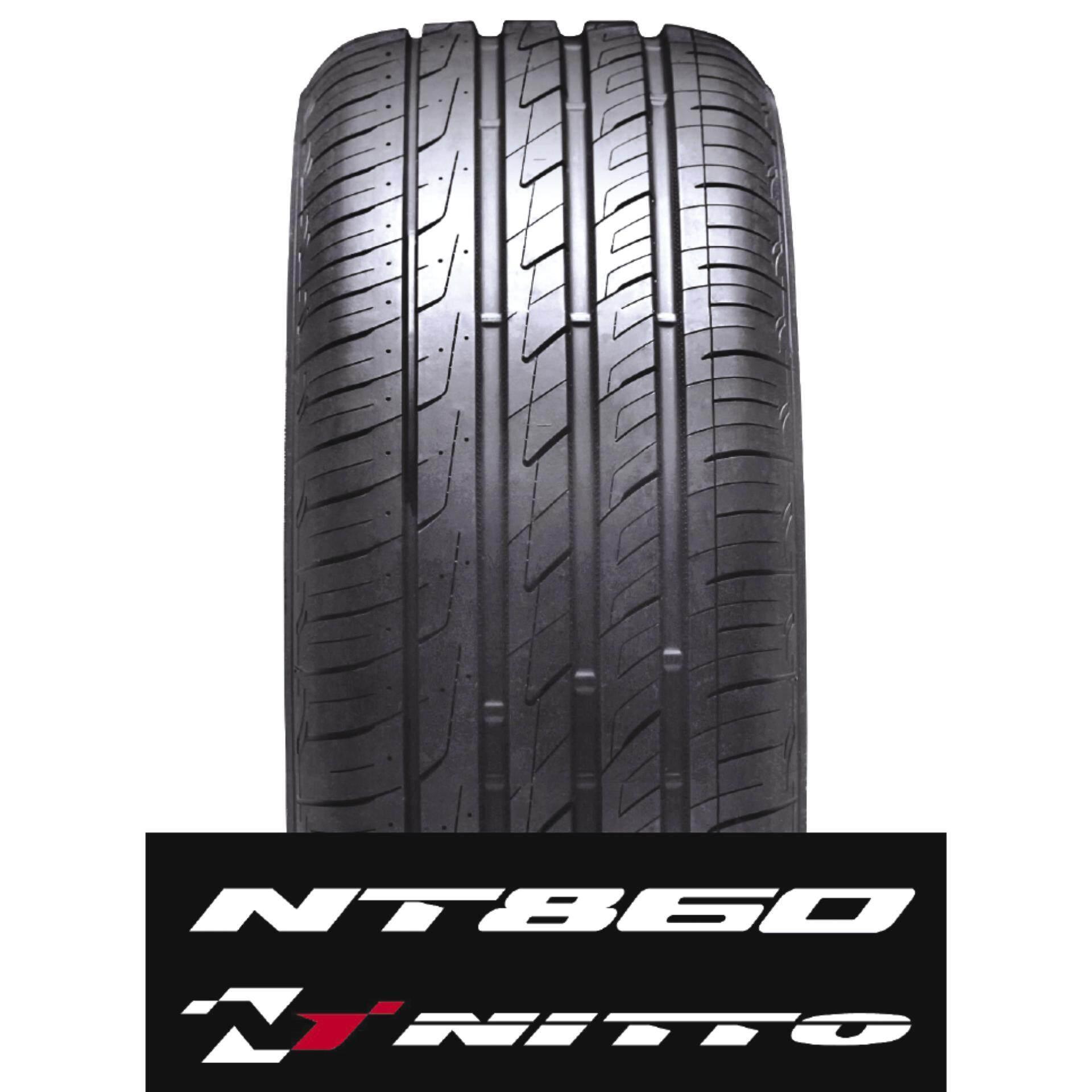 ประกันภัย รถยนต์ 3 พลัส ราคา ถูก พิษณุโลก NITTO รุ่น NT860 ยางรถยนต์ 215/60R16 จำนวน 1 เส้น