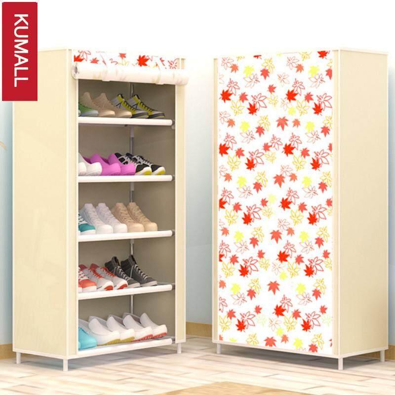 Kumall ชั้นวางรองเท้า ตู้เก็บรองเท้า ที่วางรองเท้า ตู้ใส่รองเท้า ถอดประกอบได้ Shoes Rack By Kumall.
