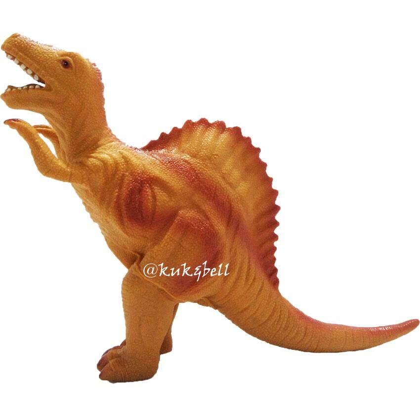 KTB TOY ของเล่น ไดโนเสาร์ ไดโนเสาร์ยางมีเสียงร้อง 1565-68