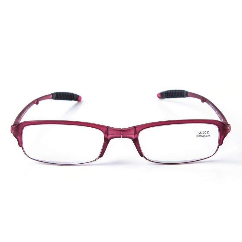 แว่นสายตา แดง ไอ แอนด์ อาย C2+1.00 By Beyond Shop.