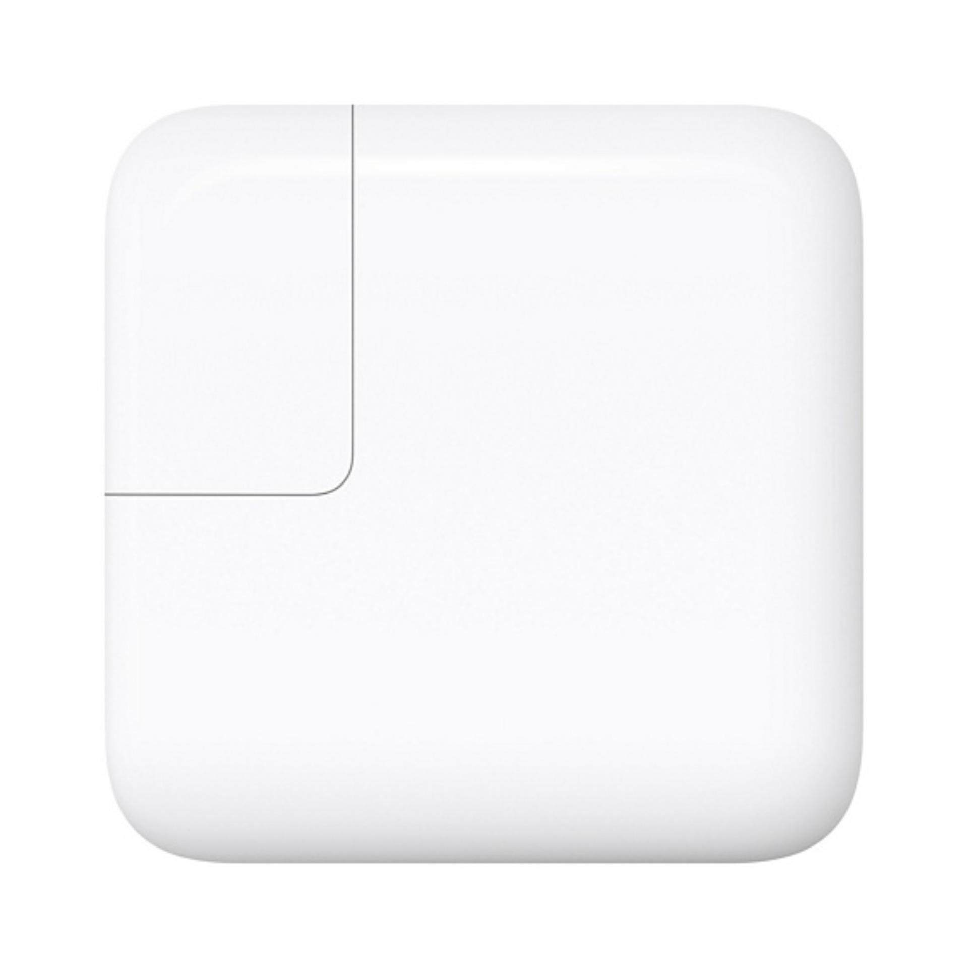 Apple 30w Usc-C Power Adapter [2018] For Iphone 8, 8 Plus, X, Select Ipad Pro Models, 12-Inch Macbook By Lazada Retail Apple