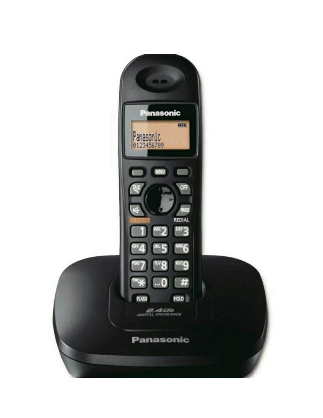 panasonic โทรศัพท์ไร้สาย panasonic รุ่น kx-Tg3611 .